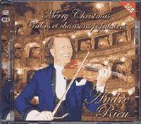 Cover André Rieu - Merry Christmas - Valses et chansons populaires