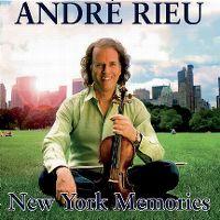 Cover André Rieu - New York Memories