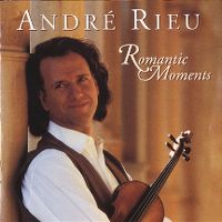 Cover André Rieu - Romantic Moments
