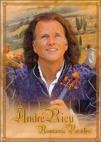Cover André Rieu - Romantic Paradise