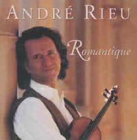 Cover André Rieu - Romantique