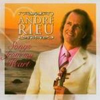 Cover André Rieu - Songs From My Heart