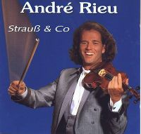 Cover André Rieu - Strauß & Co