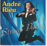 Cover André Rieu - Strauß Party