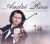 Cover André Rieu - Symphonic Melodies