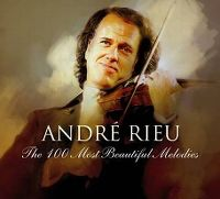 Cover André Rieu - The 100 Most Beautiful Melodies