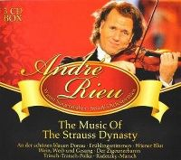 Cover André Rieu - The Music Of The Strauss Dynasty