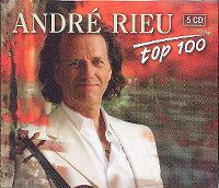 Cover André Rieu - Top 100