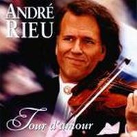 Cover André Rieu - Tour d'amour
