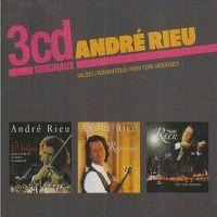 Cover André Rieu - Valses / Romantique / New York Memories