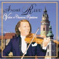 Cover André Rieu - Valses et chansons populaires