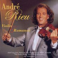 Cover André Rieu - Violin & Romance