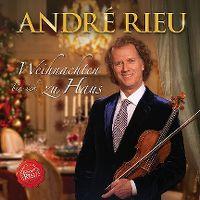 Cover André Rieu - Weihnachten bin ich zu Haus