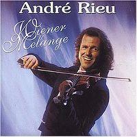 Cover André Rieu - Wiener Melange