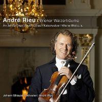 Cover André Rieu - Wiener Walzerträume