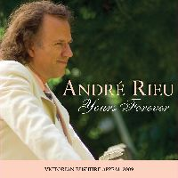 Cover André Rieu - Yours Forever