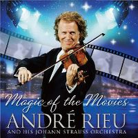 Cover André Rieu And His Johann Strauss Orchestra - Magic Of The Movies
