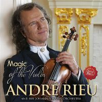 Cover André Rieu And His Johann Strauss Orchestra - Magic Of The Violin
