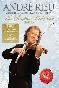 Cover André Rieu And His Johann Strauss Orchestra - The Christmas Collection