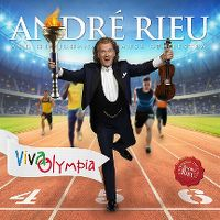 Cover André Rieu And His Johann Strauss Orchestra - Viva Olympia