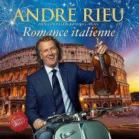 Cover André Rieu avec l'Orchestre Johann Strauss - Romance italienne