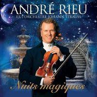 Cover André Rieu et l'Orchestre Johann Strauss - Nuits magiques