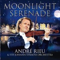 Cover André Rieu & His Johann Strauss Orchestra - Moonlight Serenade