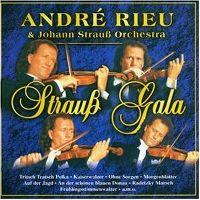 Cover André Rieu & Johann Strauß Orchestra - Strauß Gala