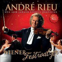 Cover André Rieu und sein Johann Strauss Orchester - Wiener Festwalzer