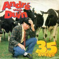 Cover André van Duin - 35 koeien