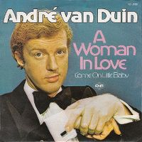 Cover André van Duin - A Woman In Love