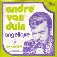 Cover André van Duin - Angelique