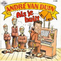 Cover André van Duin - Bim bam / Als je huilt