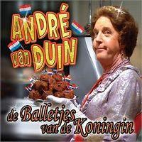 Cover André van Duin - De balletjes van de Koningin