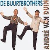 Cover André van Duin - De Buurtbrothers