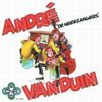 Cover André van Duin - De Heidezangers / De Konsnertzangeres