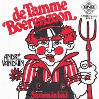 Cover André van Duin - De tamme boerenzoon