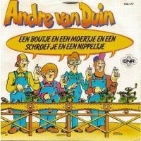 Cover André van Duin - Een boutje en een moertje en een schroefje en een nippeltje
