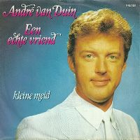 Cover André van Duin - Een echte vriend