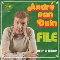 Cover André van Duin - File
