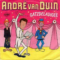Cover André van Duin - Gatzdeladigee
