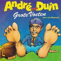 Cover André van Duin - Grote voeten