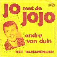 Cover André van Duin - Het bananenlied