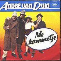 Cover André van Duin - Me kammetje