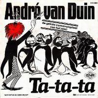 Cover André van Duin - Ta-ta-ta