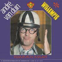 Cover André van Duin - Willempie