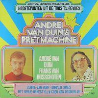 Cover André van Duin & Frans van Dusschoten - André van Duin's Pretmachine