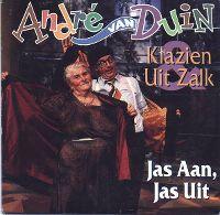 Cover André van Duin & Klazien uit Zalk - Jas aan, jas uit