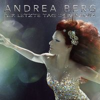 Cover Andrea Berg - Der letzte Tag im Paradies