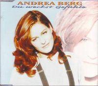 Cover Andrea Berg - Du weckst Gefühle